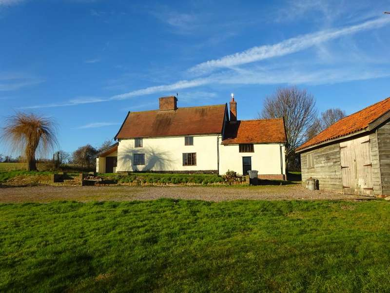 4 Bedrooms Farm House Character Property for rent in Yoxford, Saxmundham