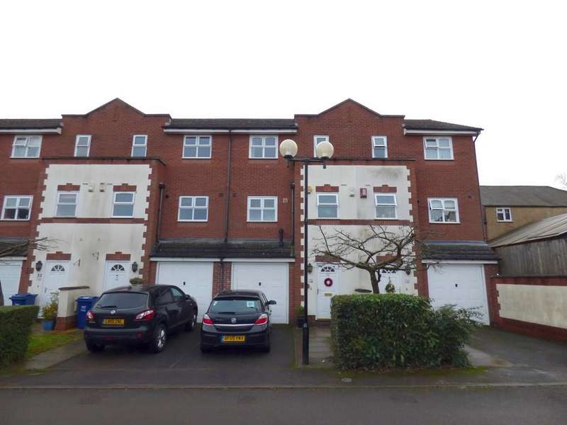 4 Bedrooms Terraced House for sale in Coopers Gate, Banbury