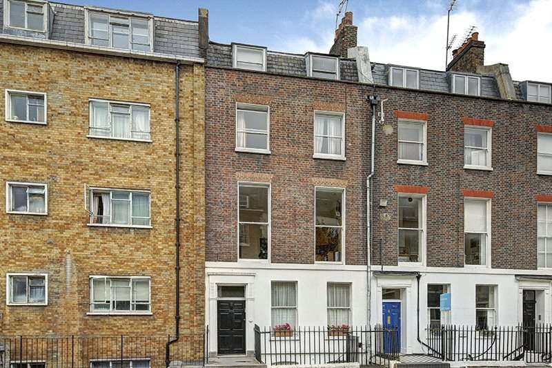 1 Bedroom Apartment Flat for sale in Guilford Street, London, WC1N