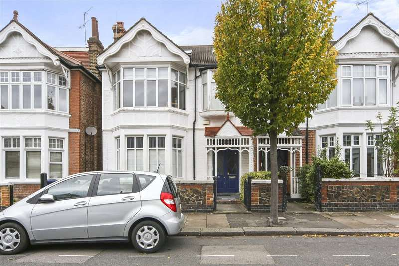 6 Bedrooms Semi Detached House for sale in Fordhook Avenue, London, W5