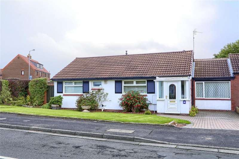 2 Bedrooms Bungalow for sale in Saxonfield, Coulby Newham
