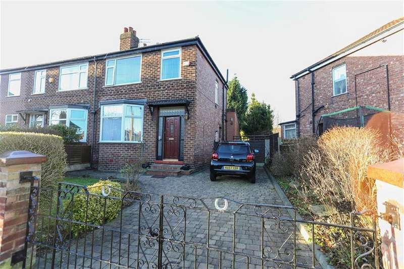 3 Bedrooms Semi Detached House for sale in Green Lane, Heaton Norris