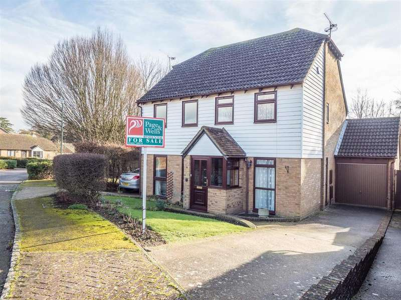 2 Bedrooms Semi Detached House for sale in Bodsham Crescent, Bearsted, Maidstone