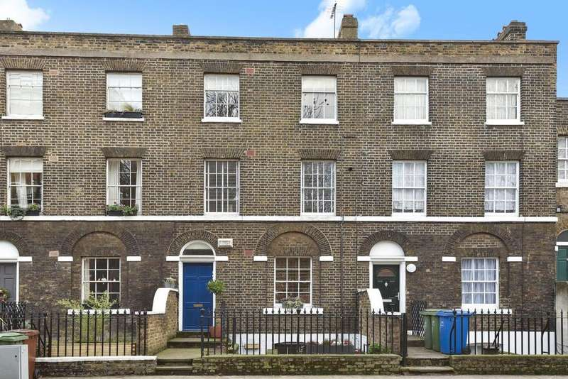 2 Bedrooms Flat for sale in Abbey Street, Bermondsey