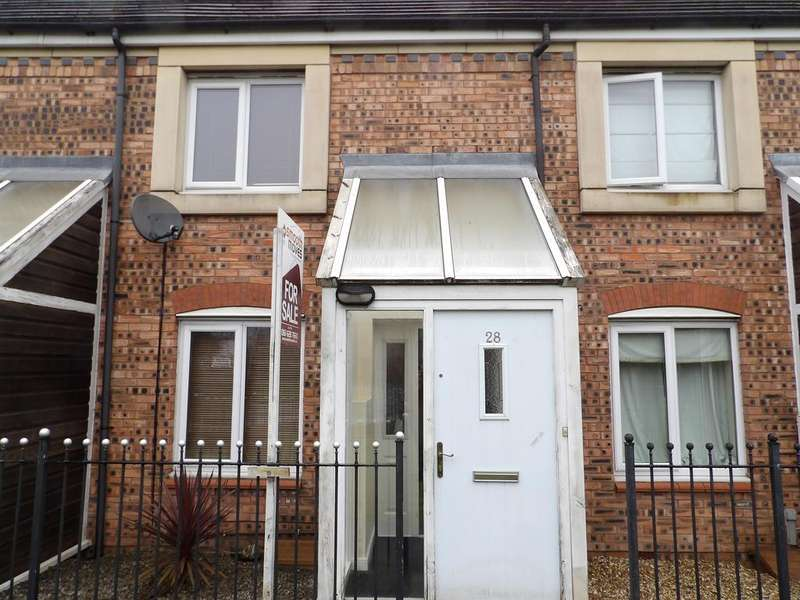 2 Bedrooms Terraced House for sale in Holinwood, Oldham OL8