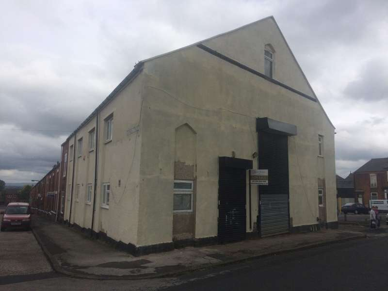 Industrial Development Commercial for sale in Park Street, Farnworth, Bolton, BL4