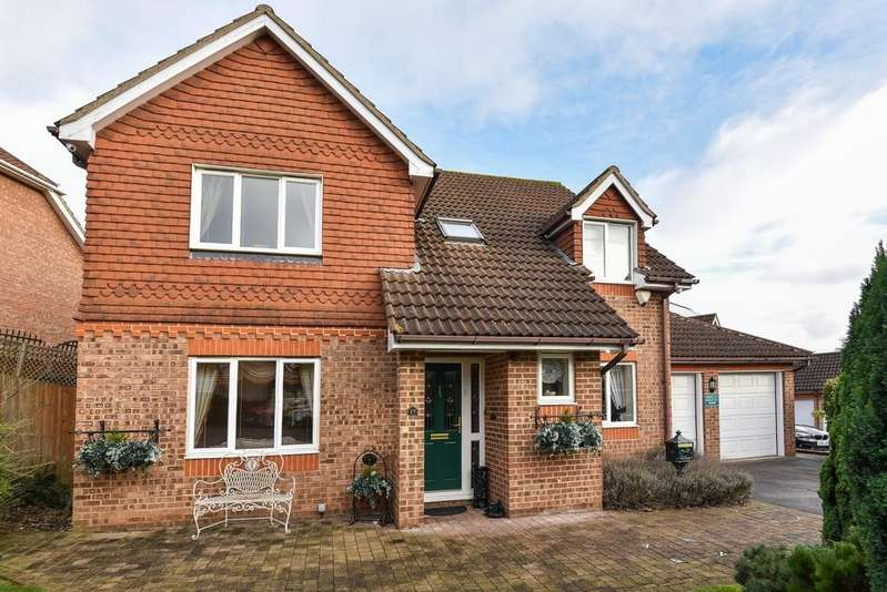 4 Bedrooms Detached House for sale in Athelstan Way Orpington BR5