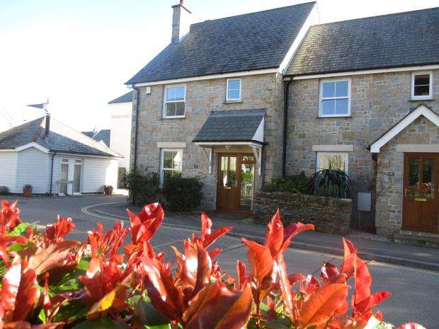 3 Bedrooms Semi Detached House for sale in Saltings Reach, Hayle, Cornwall
