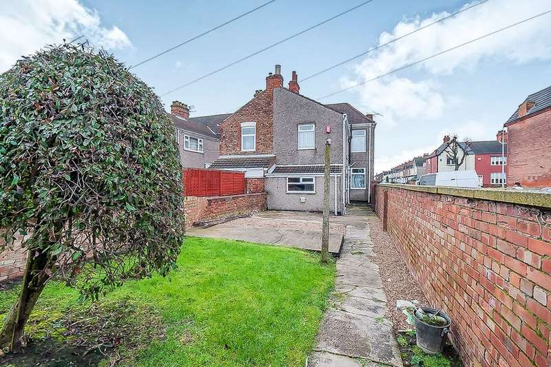 4 Bedrooms Property for sale in Hainton Avenue, Grimsby, DN32