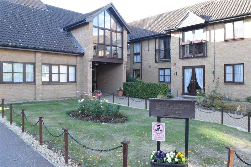 2 Bedrooms Retirement Property for sale in Kingfisher Lodge, The Dell, Chelmsford
