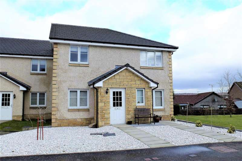 2 Bedrooms Flat for sale in Mckenna Avenue, Denny