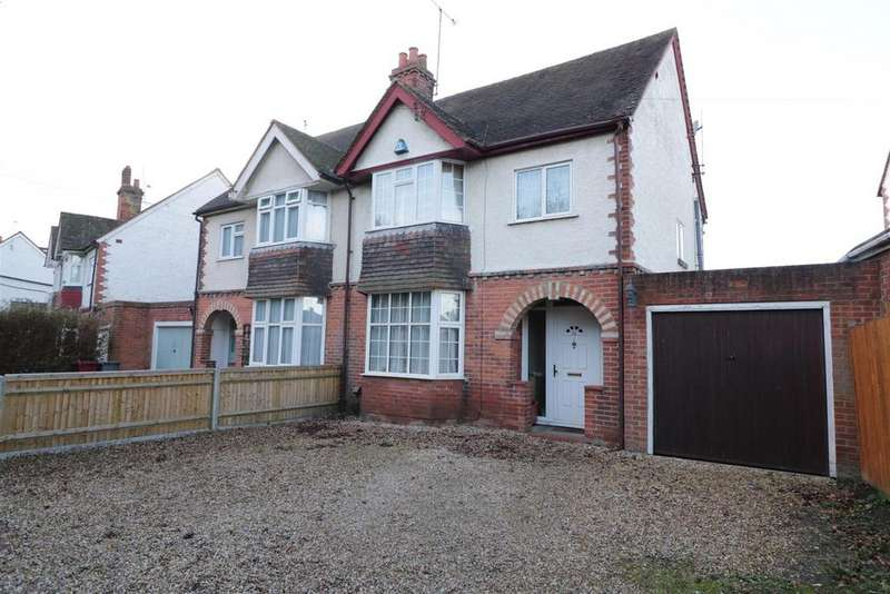 3 Bedrooms Semi Detached House for sale in Burghfield Road, Reading