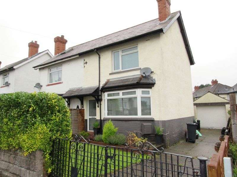 Property for sale in Highmead Road Ely Cardiff CF5 4GW