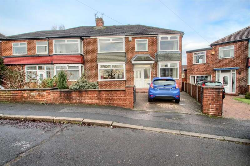 5 Bedrooms Semi Detached House for sale in Coxwold Road, Fairfield