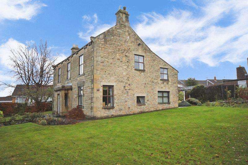 4 Bedrooms Detached House for sale in Fellside Road, Whickham