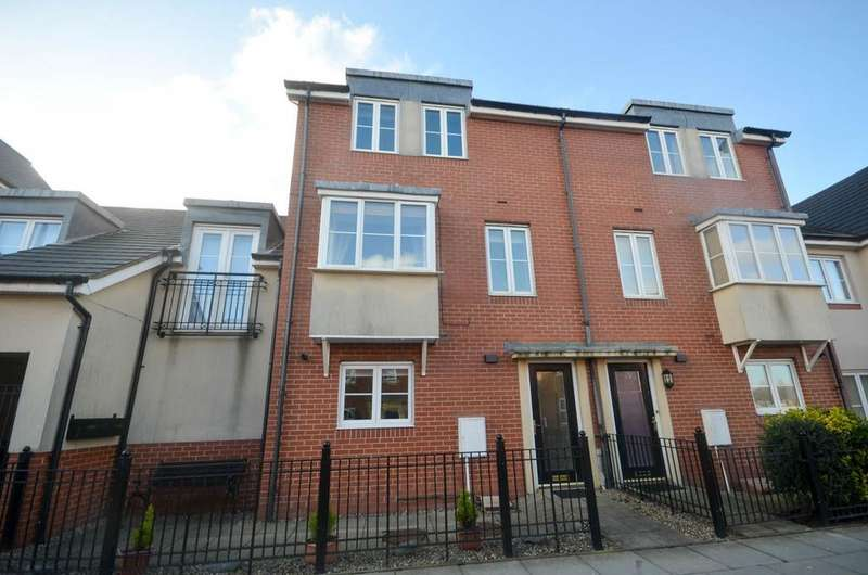 3 Bedrooms Town House for sale in Sea Winnings Way, South Shields