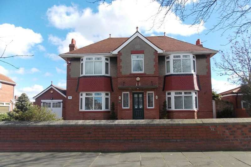 5 Bedrooms Detached House for sale in York Avenue, Jarrow