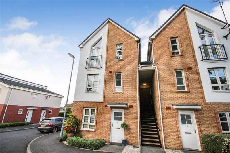2 Bedrooms Maisonette Flat for sale in Heathlands Grange, BURTON-ON-TRENT, Staffordshire