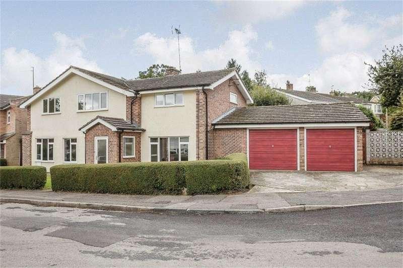 4 Bedrooms Detached House for sale in 2 Grailands, Bishop's Stortford