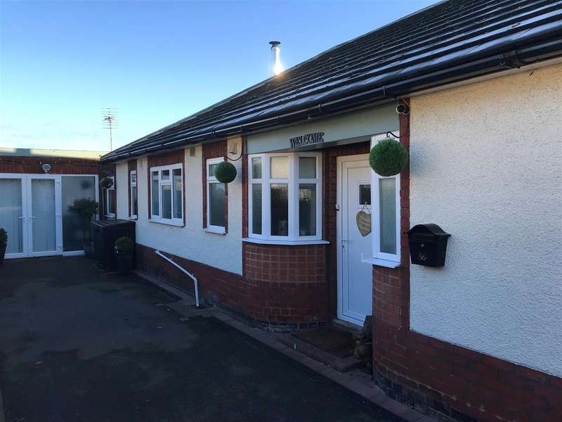 3 Bedrooms Bungalow for sale in Leicester Road, Thurcaston