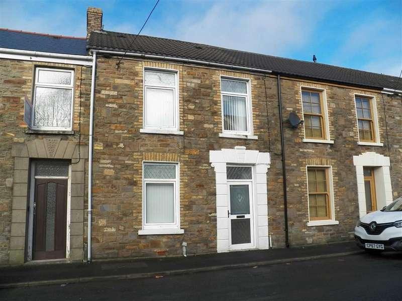 3 Bedrooms Terraced House for sale in Salem Road, Felinfoel, Llanelli