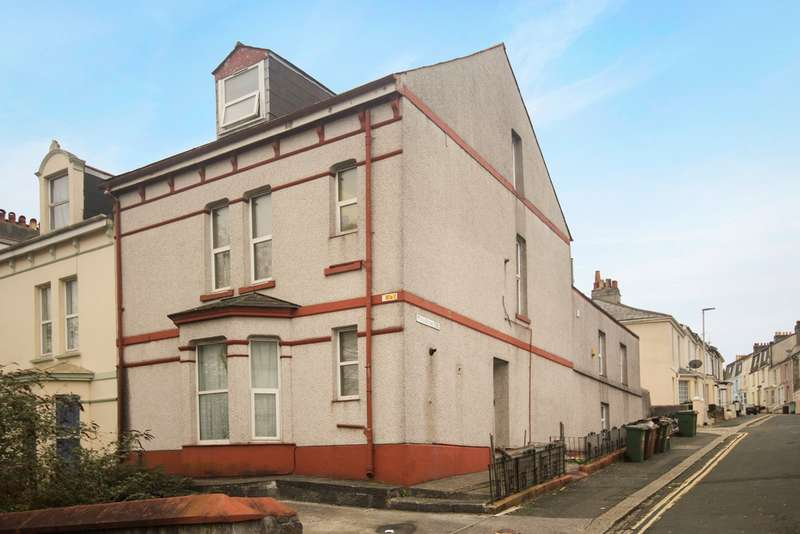 4 Bedrooms Maisonette Flat for sale in Alexandra Road PL4