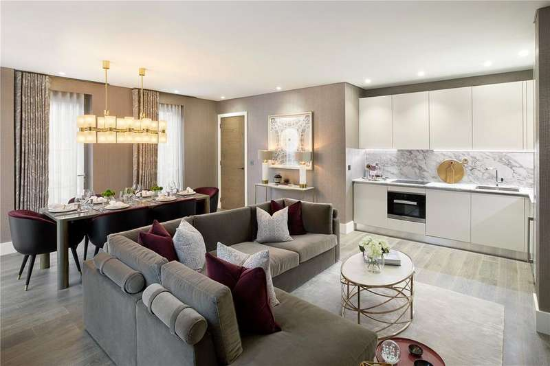 2 Bedrooms Flat for sale in Castle Lane, London