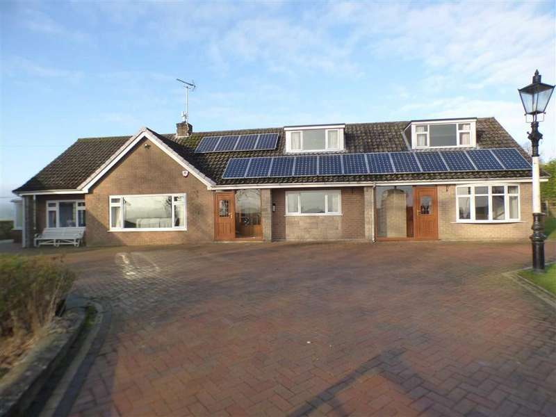 4 Bedrooms Detached Bungalow for sale in Orchard End, Birchenfields Lane, Dilhorne