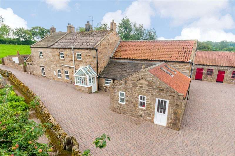 4 Bedrooms Unique Property for rent in Deep Ghyll Farm, Laverton, Ripon, North Yorkshire