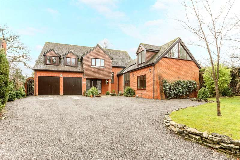 5 Bedrooms Detached House for sale in Speen Lane, Speen, Newbury, Berkshire, RG14