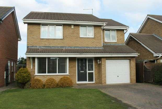 4 Bedrooms Detached House for sale in Folland Drive, The Landings, Marske-by-the-Sea
