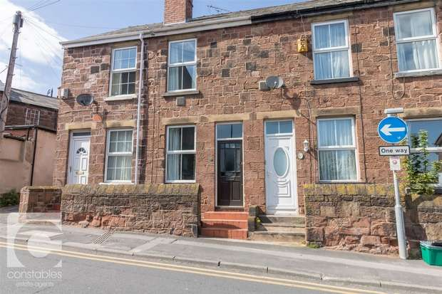 2 Bedrooms Terraced House for rent in Raby Road, Neston, Cheshire