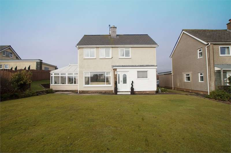 3 Bedrooms Detached House for sale in CA20 1PU Gosforth Road, SEASCALE, Cumbria