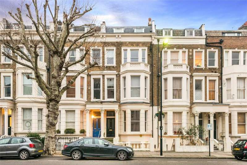 2 Bedrooms Flat for sale in Warwick Avenue, London
