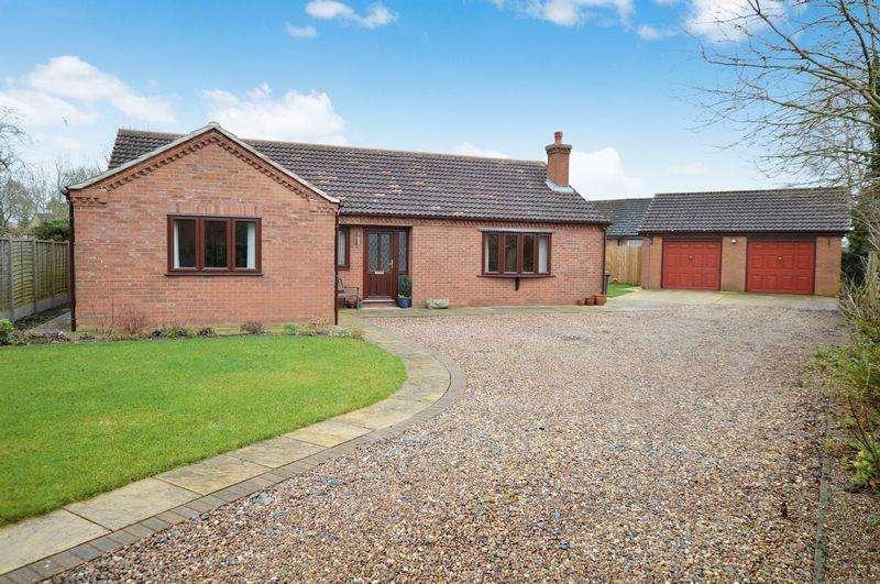 3 Bedrooms Detached Bungalow for sale in 3 Elder Tree Way, Horsington