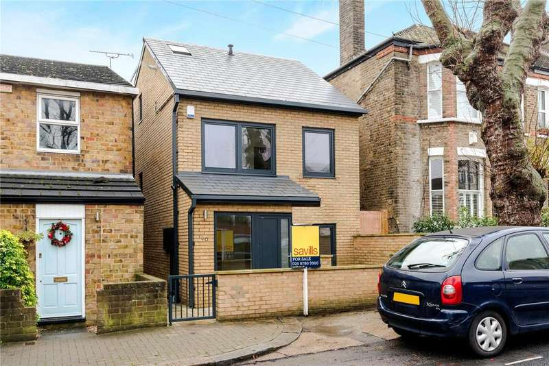 5 Bedrooms Detached House for sale in Lebanon Gardens, Putney, London, SW18