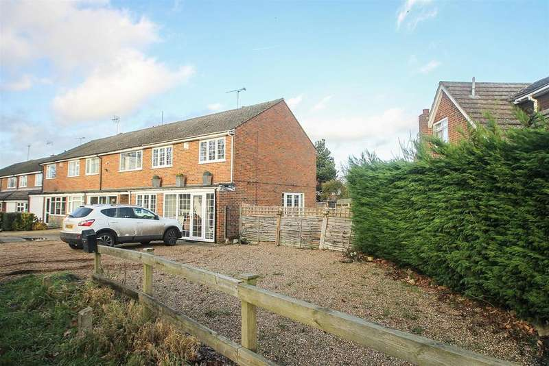 3 Bedrooms End Of Terrace House for sale in Broomfield Road, Kingswood