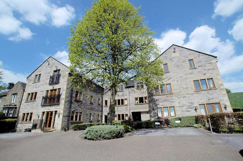 2 Bedrooms Apartment Flat for sale in Lime Tree Court, Ainley Top, Huddersfield HD2