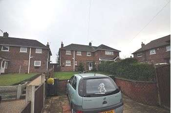 3 Bedrooms Semi Detached House for sale in Brindley Close, Talke, Stoke-on-Trent, ST7 1JU