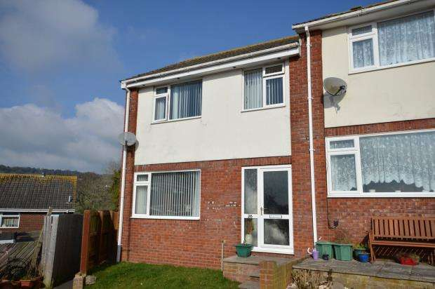 3 Bedrooms End Of Terrace House for sale in Grenville Avenue, Teignmouth, Devon