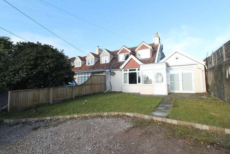 3 Bedrooms Semi Detached House for sale in Temple Cloud, Bristol