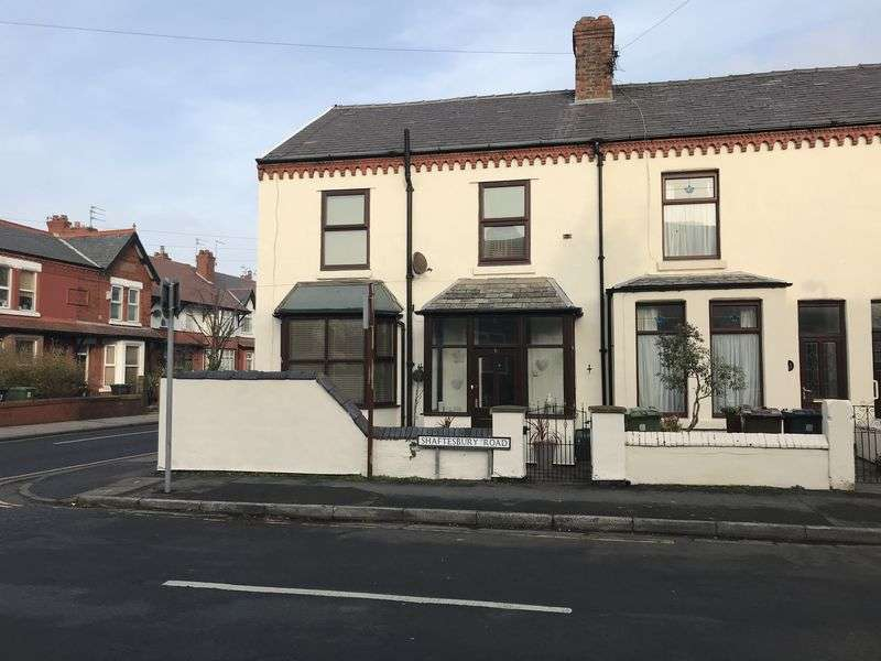 Property for sale in Shaftesbury Road, Liverpool, L23 5RB