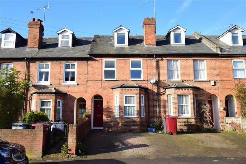 4 Bedrooms Terraced House for sale in Hemdean Road, Caversham, Reading