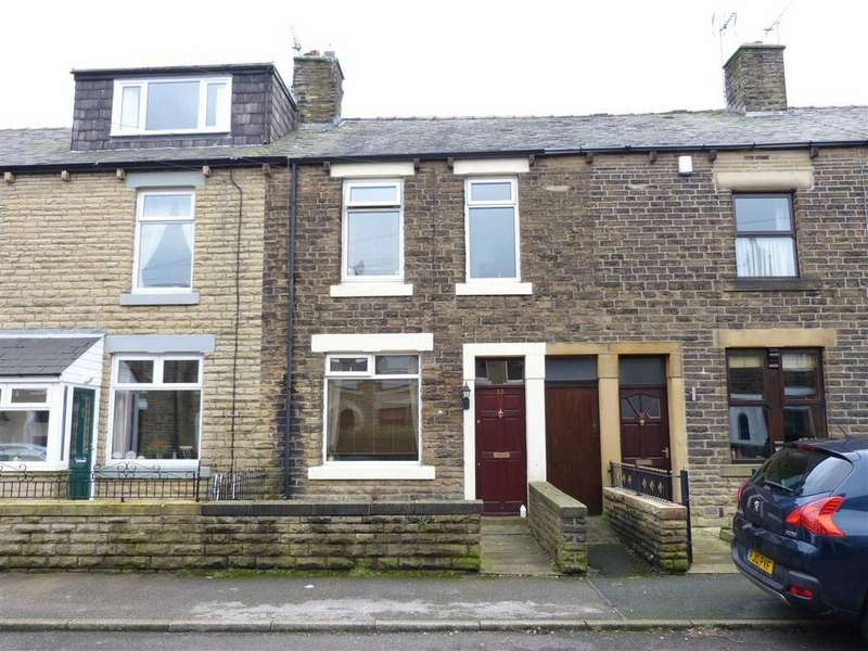 2 Bedrooms Terraced House for sale in Kershaw Street, Glossop