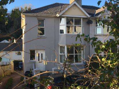 3 Bedrooms Maisonette Flat for sale in Torquay, Devon