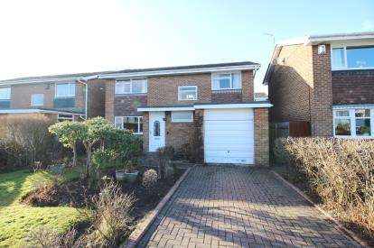 4 Bedrooms Detached House for sale in Mitford Close, Washington, Tyne and Wear, NE38