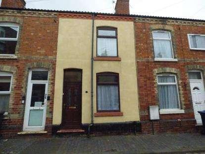 2 Bedrooms Terraced House for sale in Trafalger Terrace, Long Eaton, Nottingham, Nottinghamshire