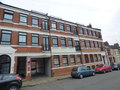 2 Bedrooms Flat for sale in Artizan Road, Northampton, Northamptonshire