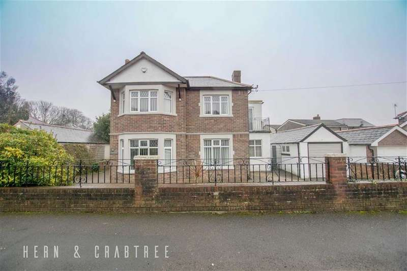 4 Bedrooms Detached House for sale in Bishops Place, Llandaff, Cardiff