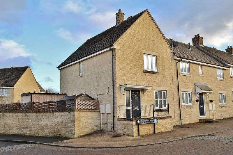 3 Bedrooms Property for sale in Cranberry Road, Witney